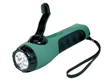 Cyba-Lite Eco Friendly Wind Up Torch