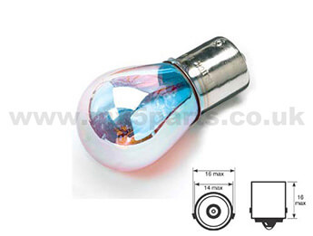 Front Indicator Bulb, Silver / Amber, MX5 Mk2.5 2000>2005