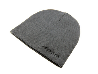 MX5 Beanie Hat, Grey With MX-5 Logo