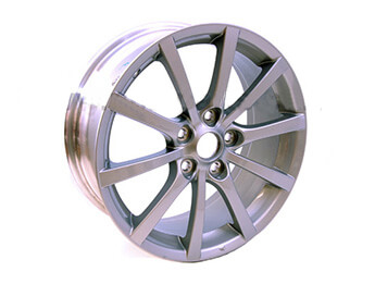 Alloy Wheel, 7J x 17, Standard Fitment, Mazda MX5 Mk3