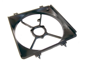 Radiator Fan Cowl, MX5 Mk2/2.5