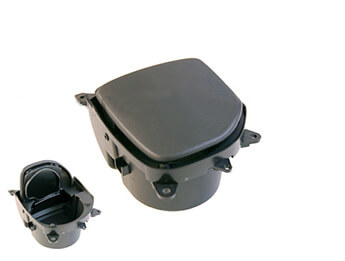 Centre Console Cup Holder, Front, Mk2.5 Only