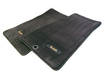 Carpet Mat Set, Genuine Mazda Special Edition, Icon
