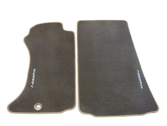 Carpet Mat Set, Genuine Mazda Special Edition, Niseko