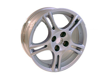 Alloy Wheel, 6.5J x 16, Mazda MX5 Mk2.5 Sport, Late
