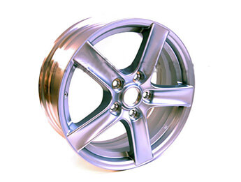 Alloy Wheel, 6.5J x 16 Mazda MX5 Mk3 Standard & Icon V3