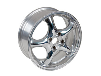 Alloy Wheel, Mazda MX5 Mk2 10th Anniversary & Trilogy