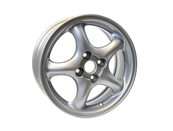 Alloy Wheel, Mk2 Icon V1, Montana & Indiana Special Edition
