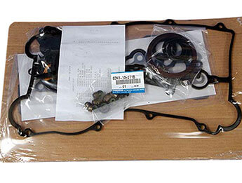 Engine Gasket Set Complete, Genuine Mazda, MX5 Mk1 1.6