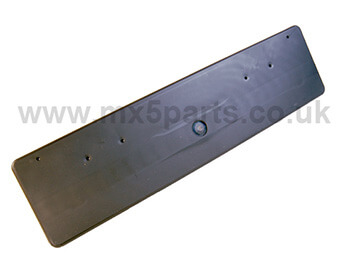 Front Number Plate Plinth, MX5 Mk3 Only