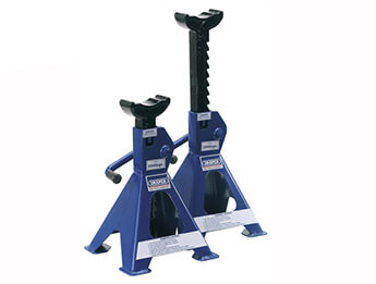 Axle Stands, Ratchet Style, 2 Tonne