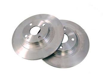 Rear Discs, Aftermarket, MX5 Mk2/2.5 Big Brake