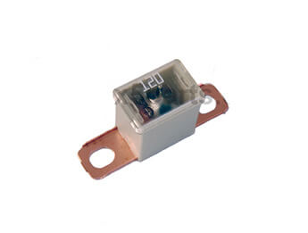 Replacement Main Fuse, 120 AMP, Mk3/3.5/3.75