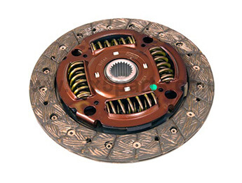 Clutch Disc, Genuine Mazda, MX5 Mk3/3.5/3.75, 6 Speed