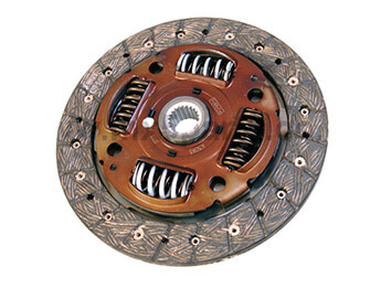 Clutch Disc, Genuine Mazda, MX5 Mk3/3.5/3.75, 5 Speed
