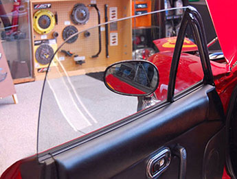 Door Glass, MX5 Mk1 1994>1998