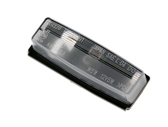 Rear Numberplate Lamp, MX5 Mk3/3.5/3.75