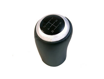 Illuminating Gearknob, Brushed Alloy, 5 Speed, Mk3/3.5/3.75