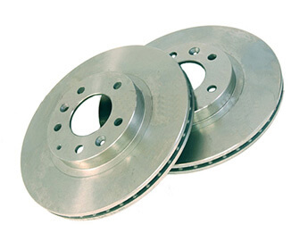 Front Brake Discs, Aftermarket, MX5 Mk3/3.5/3.75