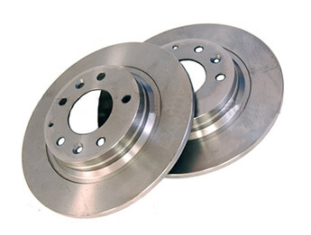 Rear Brake Discs, Aftermarket, MX5 Mk3/3.5/3.75