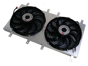 Radiator Fan Kit, High Pressure, MX5 Mk1