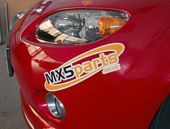 MX5Parts Sticker