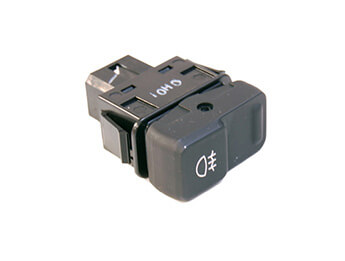 Fog Lamp Switch, Rear, Mk2 Only