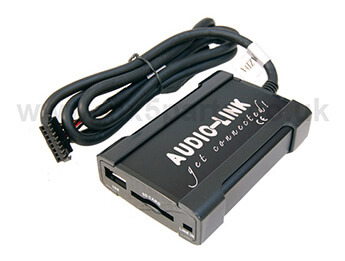2 way Audiolink for MP3 Player to Mazda Modular/Bose, MX5 Mk3.5
