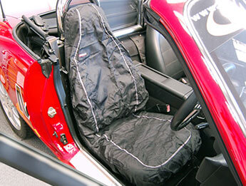 Seat Cover / Protector, Mk1/2/2.5