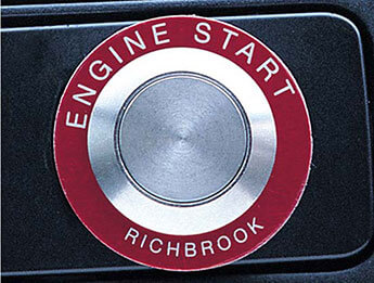 Push Button Engine Start Kit, All MX5 Models