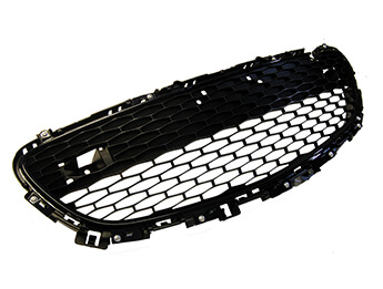 Front Bumper Grille, Mesh Type With Black Surround, MX5 Mk3.5