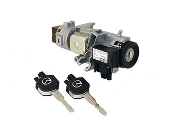 Ignition Lock & Keys, Mk3/3.5/3.75