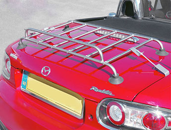 Boot / Luggage Rack, Budget, Mk3/3.5/3.75 Soft Top Only