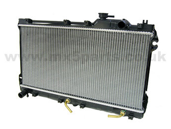Radiator, Aftermarket, MX5 Mk1 Automatic