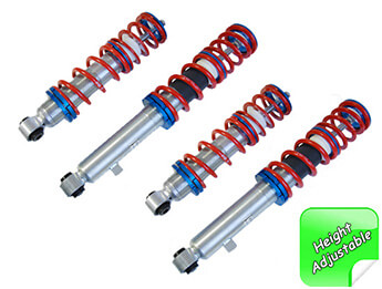 Vmaxx Adjustable Height Coilover Kit, MX5 Mk1