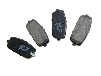 Rear Brake Pads, Mintex, MX5 Mk3/3.5/3.75