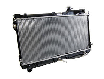 Radiator, Genuine Mazda, MX5 Mk1 Automatic