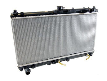 Radiator, Aftermarket, MX5 Mk2 Automatic