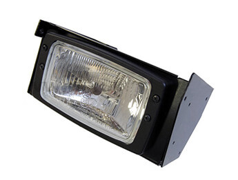 Headlamp Conversion, Low Profile Rectangular, MX5 Mk1