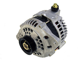 Alternator, Aftermarket, MX5 Mk2, New