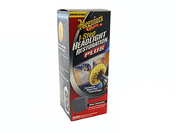 Meguiar's Headlamp Restoration Kit