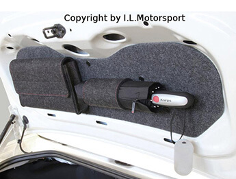 Boot Lid Panel, Multifunction, MX5 Mk3/3.5 Coupe