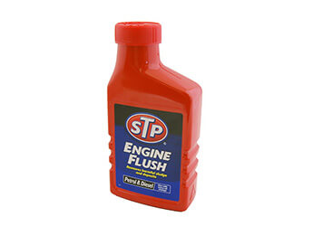 Engine Flush, STP 450