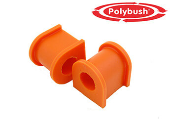 Anti Roll Bar Bush Kit, Front, Polybush, MX5 Mk1