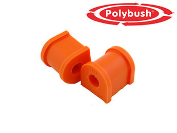 Anti Roll Bar Bush Kit, Rear, Polybush, MX5 Mk1