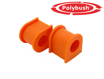 Anti Roll Bar Bush Kit, Front, Polybush, MX5 Mk2/2.5