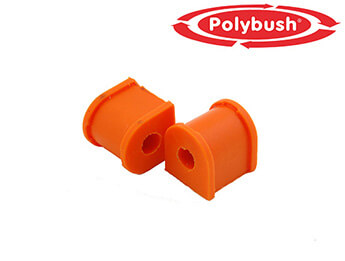 Anti Roll Bar Bush Kit, Rear, Polybush, MX5 Mk2/2.5/3/3.5/3.75