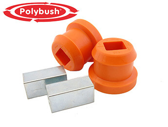 Front Lower Wishbone Rear Inner Bush Kit, Polybush, Mk3/3.5/3.75
