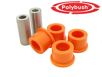 Rear Lower Rear Arm Inner Bush Kit, Polybush, Mk3/3.5/3.75