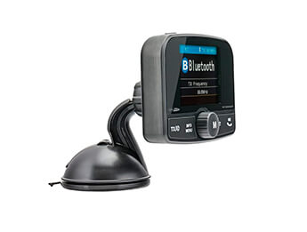 DAB & FM Transmitter With Bluetooth
